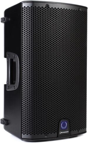 Turbosound iQ10 2500 Watt 2 Way 10″ Powered Loudspeaker with Klark Teknik DSP Technology