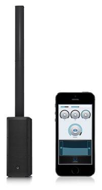 Turbosound iNSPIRE iP1000  1000w Powered Column Loudspeaker