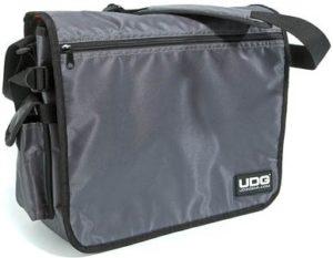UDG Courier Bag Steel Grey Orange Interior – U9419