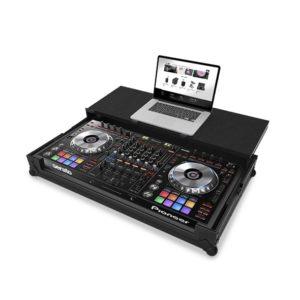 UDG Ultimate Flight Case Multi Format XXL Black Plus (Laptop Shelf)