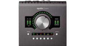 Universal Apollo Twin MkII Interface