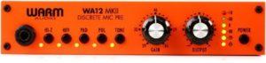 Warm Audio WA-12 MK2 Discrete Mic Pre