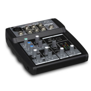 Wharfedale Connect 502USB Mixer