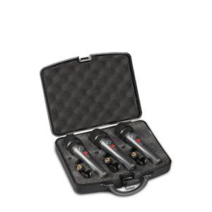 Wharfedale DM5.0s Microphone 3-pack