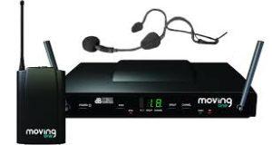 dB Technologies Moving One PT UHF Wireless Bodypack & Headset