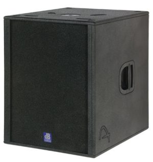 dB Technologies Arena SW18 Passive 18″ Subwoofer (each)