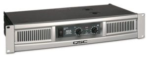 QSC GX3 425w Per Ch Professional Power Amplifiers