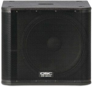 QSC KW181 Active 18″ 1000w 2-Way Speaker