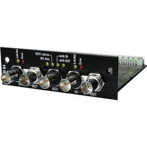 Dante & MADI Enabled Audio Interfaces