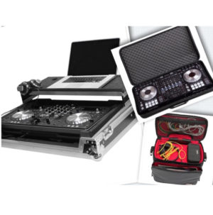 DJ Bags Cases CD & Gear Protection