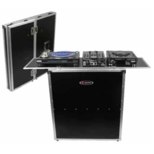 DJ Mobile Stands Laptop Workstation Screens