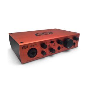 DJ Sound Card Audio Interface