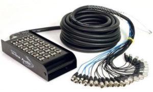 Hybrid SNA2430 Snake Cable