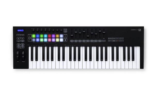 49 Keyboard Controller