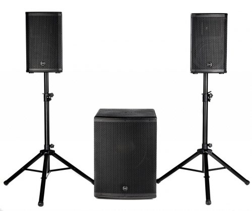 Subwoofer and Passive Speakers