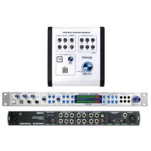 Presonus Central Station PLUS Pro Studio Monitor Control