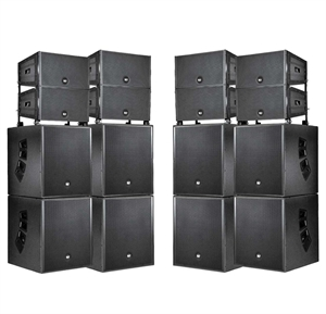 RCF NX SYSTEM 140 – 14000w Line Array Module Active