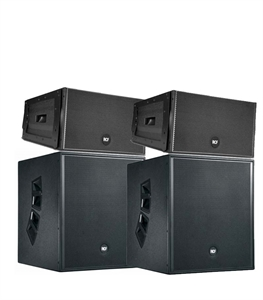 RCF NX SYSTEM 35 – 3500w Line Array Module Active