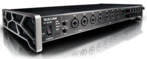 Tascam Celesonic US-20×20 USB3.0 Audio MIDI Interface with Mic Pre/Mixer