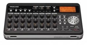Tascam DP-008 Compact 8-track Digital Portastudio