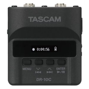 Tascam DR10CH PCM Recorder