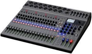 Zoom Livetrak L-20 Digital Mixer + Recorder