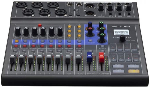 Digital Mixing & Recording Console