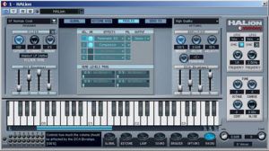 Virtual Instruments and Effects