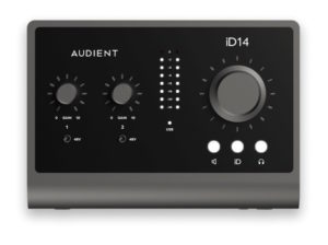 Audient iD14 MKII USB-C 10in/6out Audio Interface