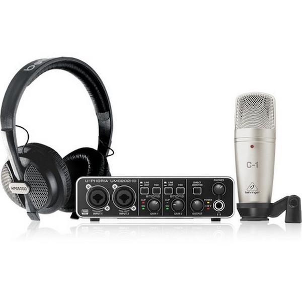 Studio Recording Kit