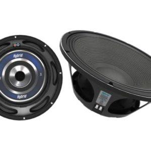 Hybrid 15H600 15″ 600W Aluminium DieCast Basket