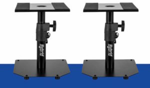 Hybrid SS06 Monitor Stands (pair)
