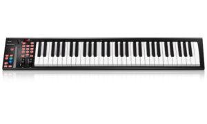ICON iKeyboard 6X 61-Key MIDI Controller Keyboard