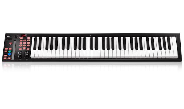 61 Keyboard Midi Controller
