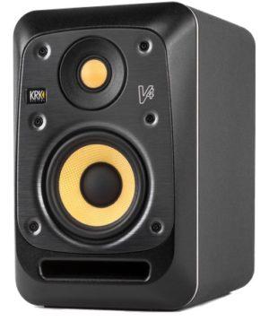 KRK ROKIT V4 Series 4 4″ Powered Reference Monitors