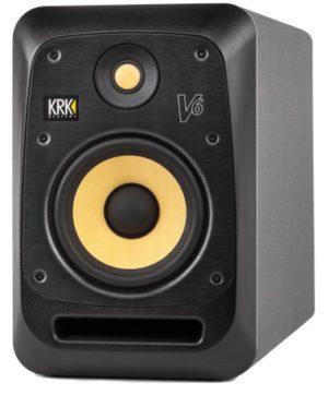 KRK ROKIT V6 Series 6 6″ Powered Reference Monitors