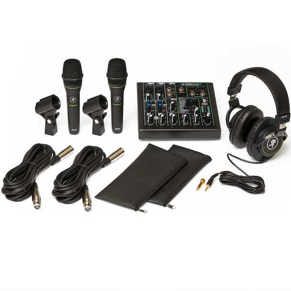 Studio Performance Recording Bundle