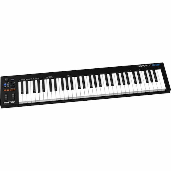 61 Midi Controller Keyboard