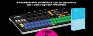 Presonus ATOM SQ + Ableton Live 11
