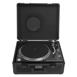 UDG Ultimate Pick Foam Flight Case Multi Format Turntable Black