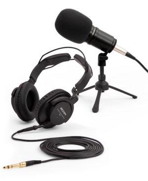 Zoom ZDM1 Podcast Mic Pack