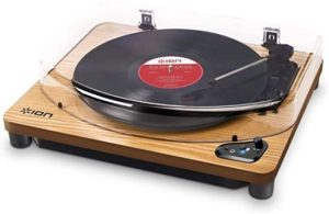 Ion Audio – Air LP Wireless Streaming Turntable WD
