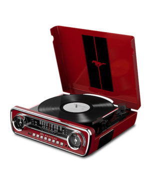 Ion Audio – Mustang LP Red