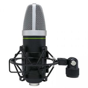 Mackie EM-91CU Microphone with PF-100 Pop Filter