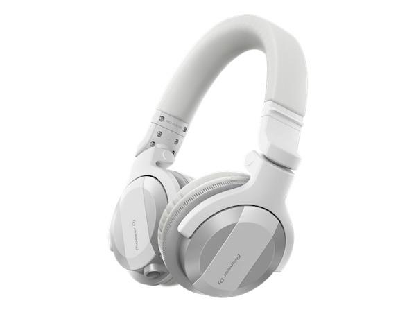 Bluetooth DJ Headphones White