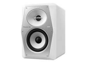 """Pioneer VM-50 5"""" Active Monitor (white)"""