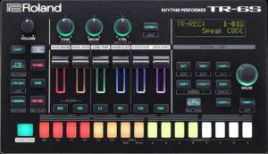 Roland TR-6S – Rhythm Performer
