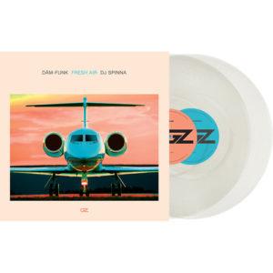 Serato 12″ Dam-Funk x Serato Control Vinyl (Pair, Clear)