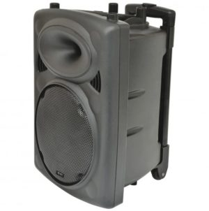 QTX QR12PABT Portable PA Unit