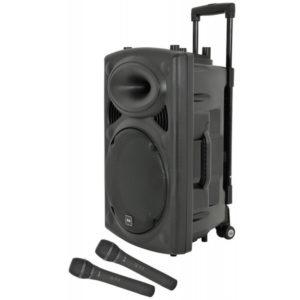 QTX QR15PABT Portable PA Unit
